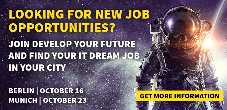 Find new job opportunities in your city